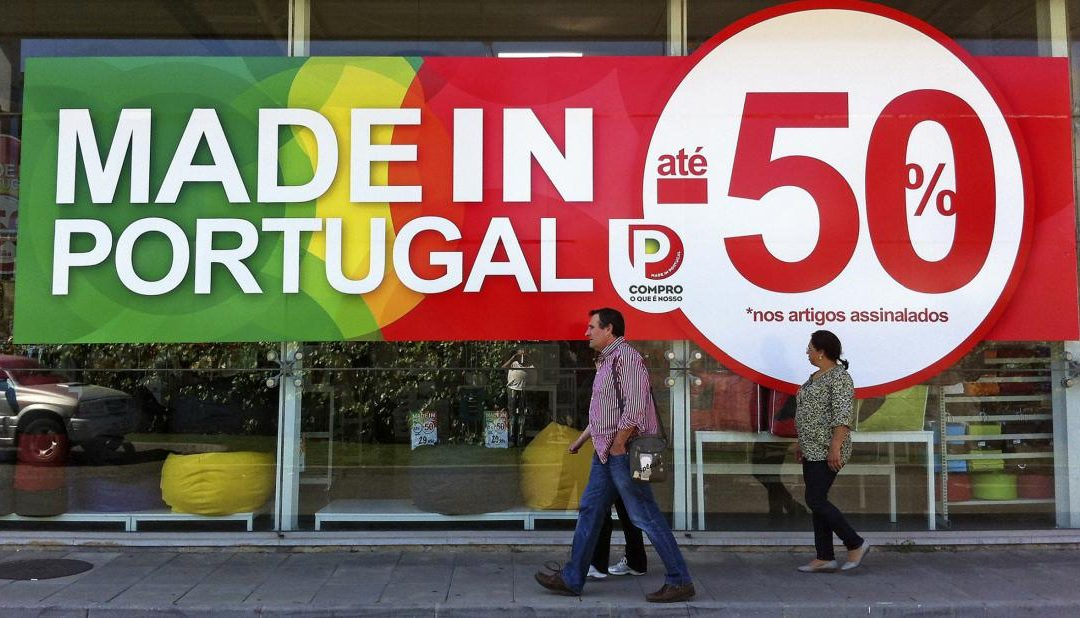 Portugal GDP finally returns to 2008 levels